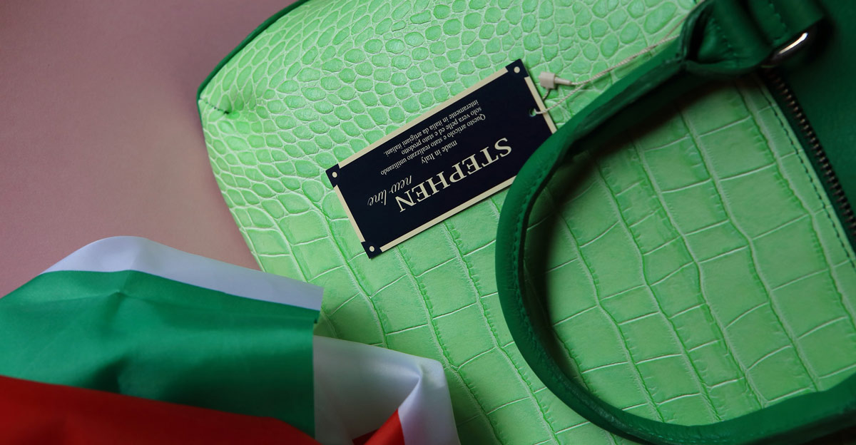 green-leather-bag